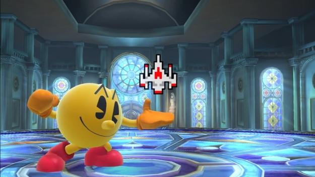 SSB4 Pac-Man trailer (12)
