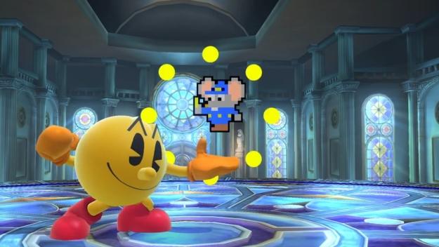 SSB4 Pac-Man trailer (14)