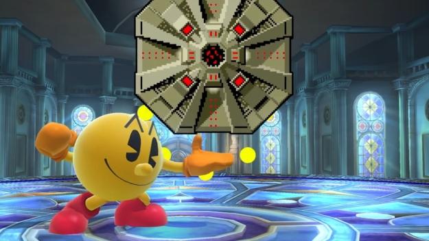 SSB4 Pac-Man trailer (15)