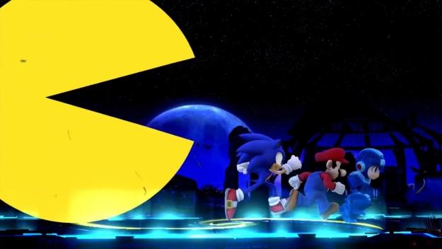 SSB4 Pac-Man trailer (18)