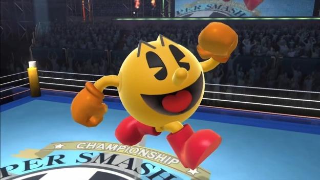 SSB4 Pac-Man trailer (19)