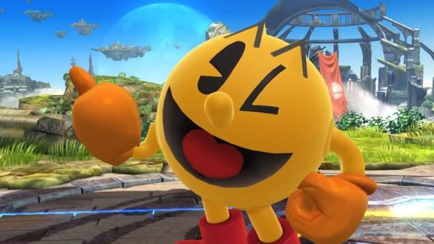 SSB4 Pac-Man trailer (2)