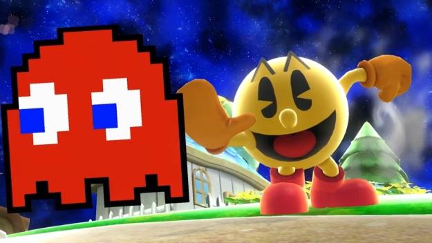 SSB4 Pac-Man trailer (5)