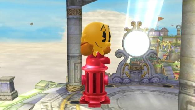 SSB4 Pac-Man trailer (8)