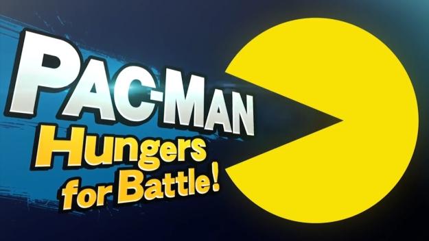 SSB4 Pac-Man trailer
