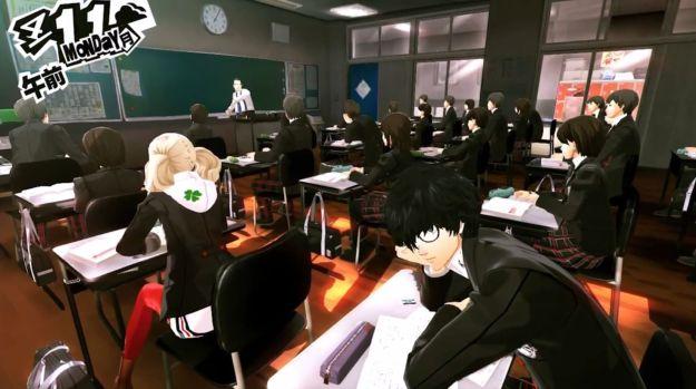 Persona 5 Trailer (11)