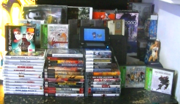 All the games I remember buying from Game Champ through the years.