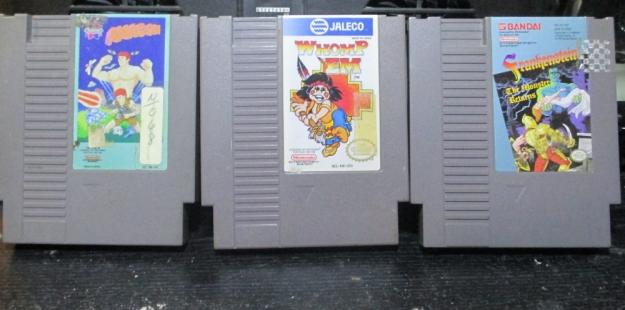 NES games (2)