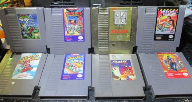 NES games (3)