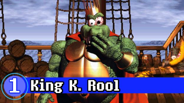 Number 1 - K. Rool
