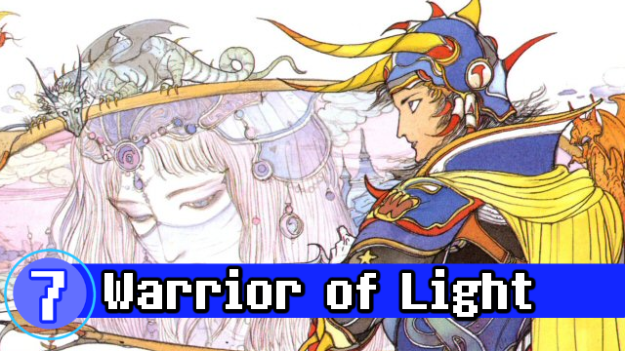 Number 7 - Warrior of Light