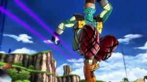 Fight famous villains! Train with legendary heroes! Save time and space, all while looking like an absolute fucking jabroni! Xenoverse 2!